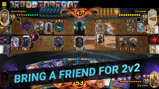 Mythgard CCG Mod Apk Download For Android and Iphone 6