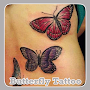 Butterfly Tattoo Ideas APK icon