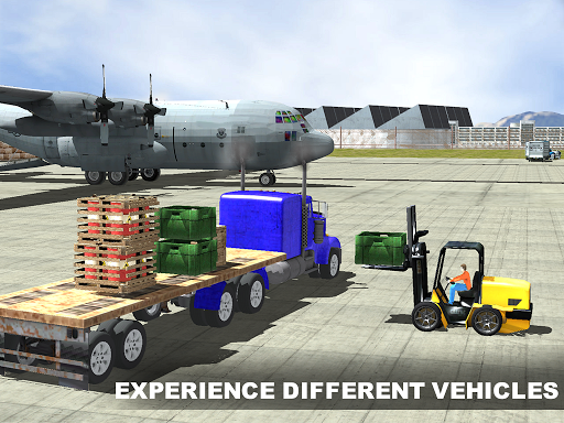 Airplane Pilot Car Transporter apkpoly screenshots 8