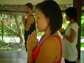 Photo: Stithprathanasana - Yoga is a commitment