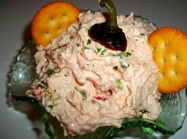 Cheddar Jalapeno Dip / Spread Recipe