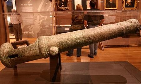 Senjata cetbang Majapahit