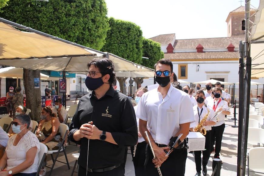 Director de la Banda Sinfónica de Huércal de Almería.