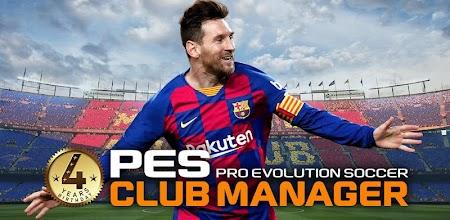 دانلود PES CLUB MANAGER
