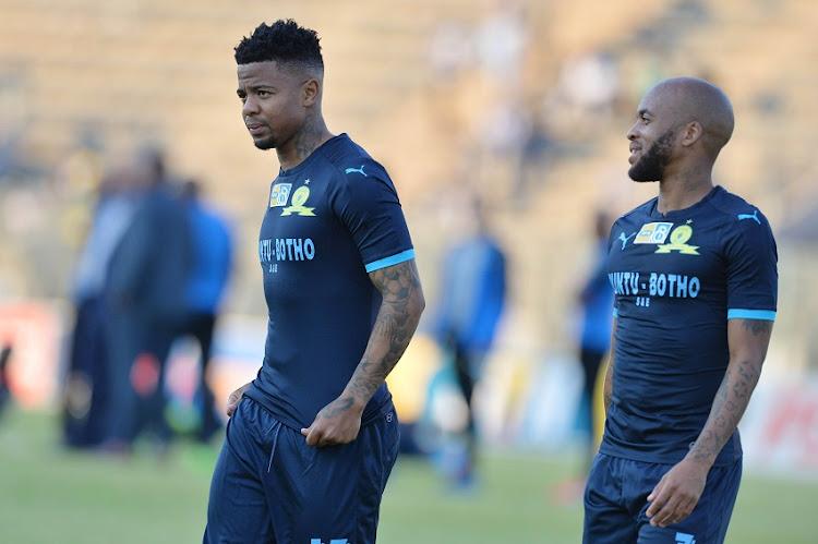 Mamelodi Sundowns News Laduma >> Pitso Mosimane breaks his silence on the signing of Oupa Manyisa and George Lebese