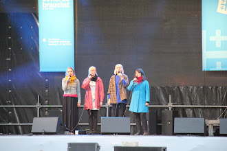 Photo: Including a vocal enchantment from Northern Sweden