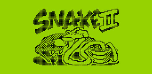 Go back in time and play Snake 2, which was installed on Nokia phones.