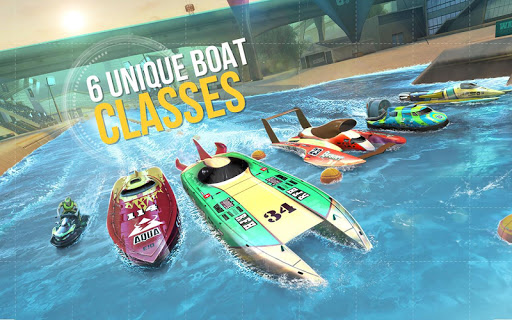 Top Boat: Racing Simulator 3D 1.06.3 Screenshots 8
