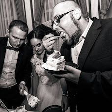 Wedding photographer Larissa Bukar (moresuxo). Photo of 02.11.2016