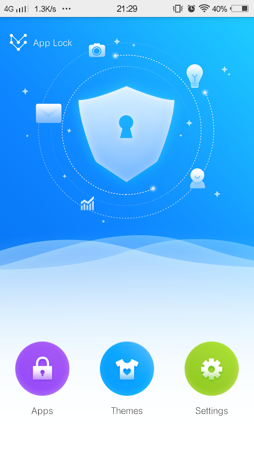 Screenshots of App Lock - Protect Photo,Video for Android