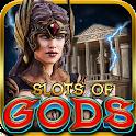 Gods Slots Casino Slot Machine