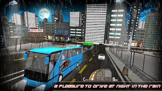 Coach Bus Simulator Driving 2: Bus Games 2020  Apk Download For Android and Iphone 8