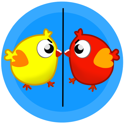 Chicken fight -two player game