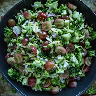 Healthy Broccoli And Grape Salad Recipes