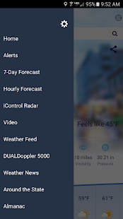 WRAL Weather APK image thumbnail 6