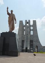 Photo: Kwame Nkrumah - africký Lenin