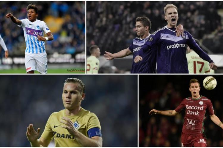Debat van de week: Wie is momenteel de beste speler in de Jupiler Pro League?