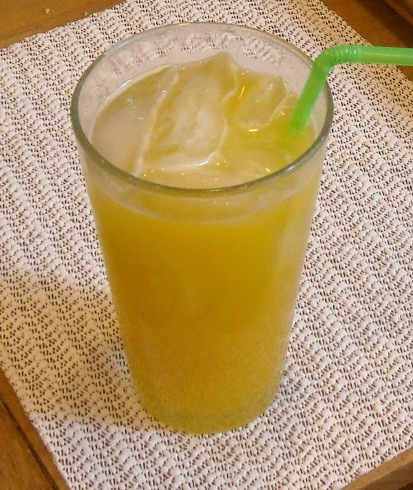 Mango Cooler Recipe