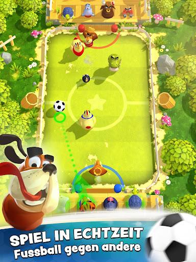 Rumble Stars Fussball screenshot 1