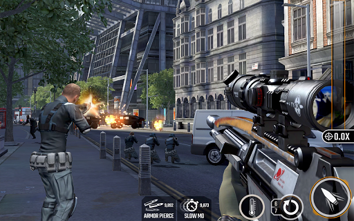 Sniper Strike u2013 FPS 3D Shooting Game screenshots 1