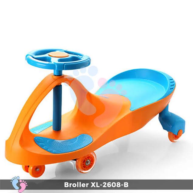 xe lắc cho trẻ em broller 2608B