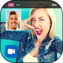 Live Video Chat - Random Video Call with Girls icon