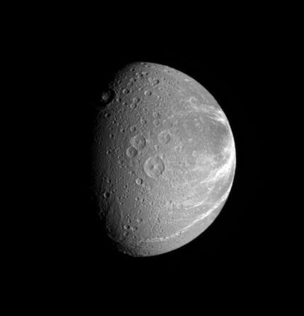 Dione Creeping Canyons