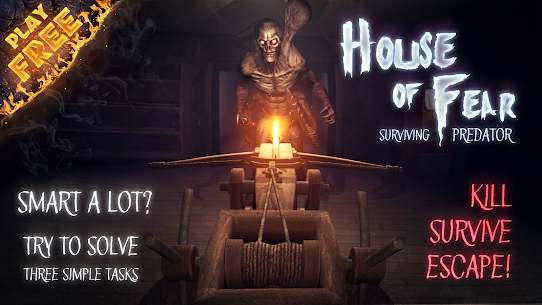 House of Fear: Surviving Predator App Download For Android 7
