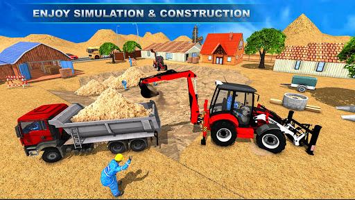 Excavator Sim 2018 1 screenshots 8