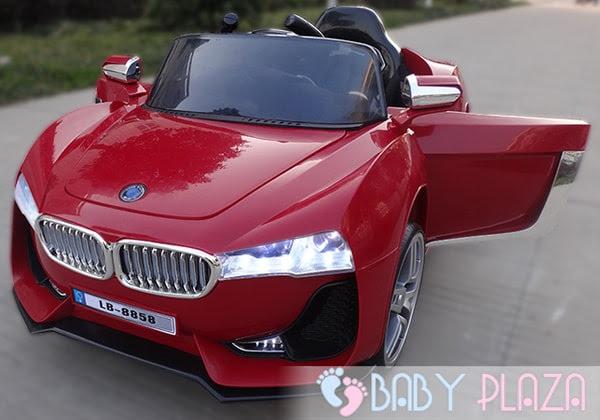 Oto điện trẻ em BMW LB-8858 5
