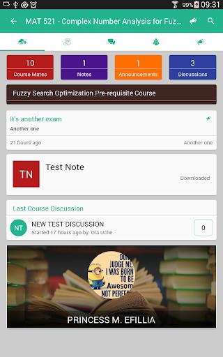 EduSocial screenshot 3
