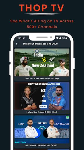 Thop TV - Live Cricket TV Streaming Advice
