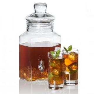 Bourbon Sweet Tea.