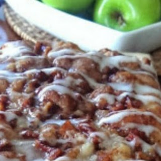 Country Apple Fritter Bread.