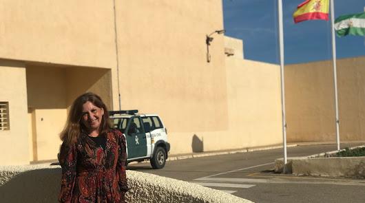 María del Mar Soriano: ser presa, doble condena