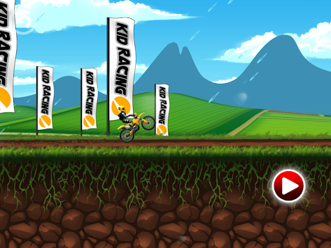 Zabava Kid Racing - Motocross APK screenshot thumbnail 23