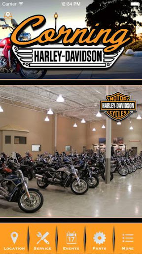 Corning Harley-Davidson®
