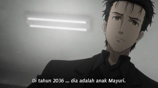 Steins;Gate 0 Episode 6 Subtitle Indonesia