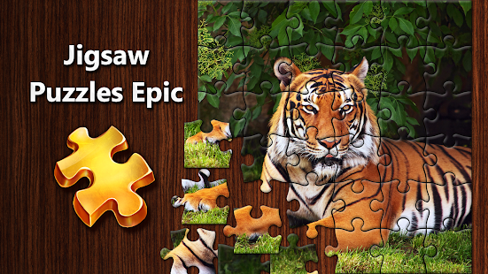 Jigsaw Puzzles Epic Screenshot