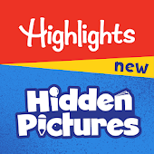 Hidden Pictures Puzzles – Family Spot-it Fun!
