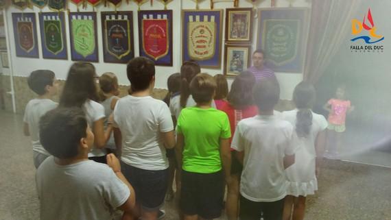 """El """"Duc de Teatre"""" infantil sigue con su programa de ensayos"""