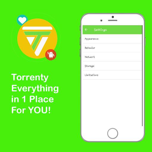 Torrenty-Torrent Pro Client BitTorrent Downloader 2.0. screenshots 6