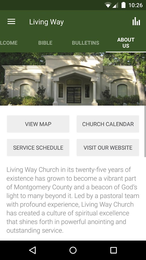 Living Way Church Conroe- screenshot