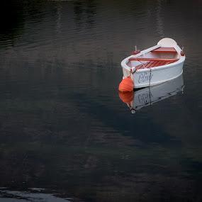 Boat by Dusan Arezina - Transportation Boats ( river, water, boat )