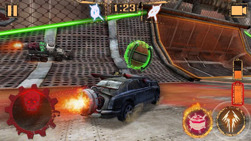 Rocket Car Ball  screenshots EasyGameCheats.pro 1