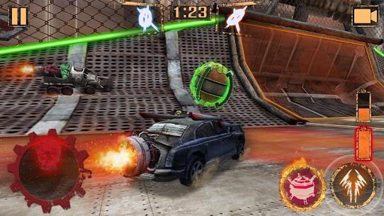 Rocket Car Ball 1