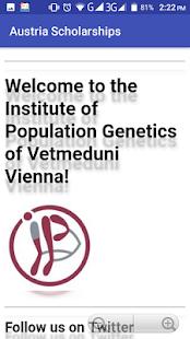 Austria Scholarships - náhled
