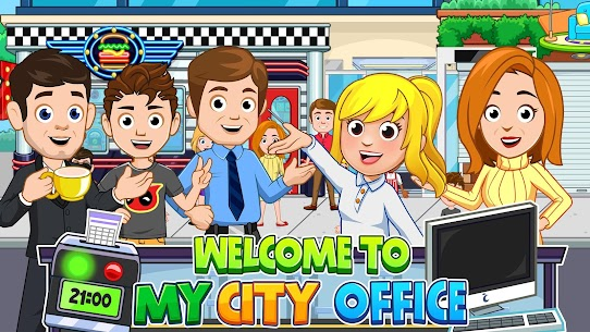 My City : Office 1