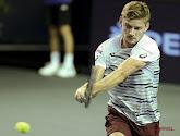 David Goffin debuteert op prestigieus exhibitietoernooi in Abu Dhabi, Nadal verdedigt zijn titel