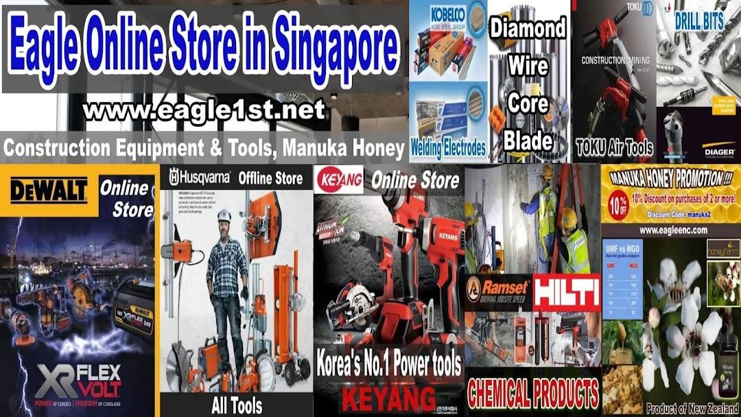 Eagle Online Store - Eagle Industrial Pte Ltd - Construction